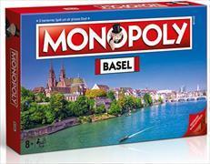Cover-Bild zu Monopoly Basel
