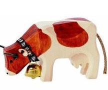 Cover-Bild zu Kuh 1 fressend Red-Holstein