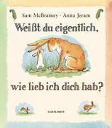 Cover-Bild zu McBratney, Sam: Weißt du eigentlich, wie lieb ich dich hab? (Midi-Ausgabe)