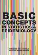 Cover-Bild zu MacDonald, Theodore H.: Basic Concepts in Statistics and Epidemiology (eBook)