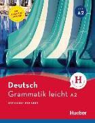 Cover-Bild zu Grammatik leicht A2. Einsprachige Ausgabe von Brüseke, Rolf