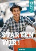 Cover-Bild zu Starten wir! B1. Kursbuch von Brüseke, Rolf