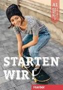 Cover-Bild zu Starten wir! A1. Kursbuch von Brüseke, Rolf