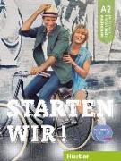 Cover-Bild zu Starten wir! A2. Deutsch als Fremdsprache / Medienpaket von Brüseke, Rolf