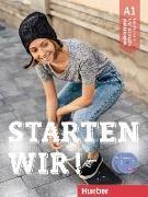Cover-Bild zu Starten wir! A1. Medienpaket von Brüseke, Rolf