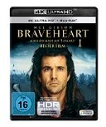 Cover-Bild zu Mel Gibson (Reg.): Braveheart 4K+2D