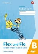 Cover-Bild zu Flex und Flo - Mathematik inklusiv Rechnen bis 20 B