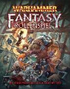 Cover-Bild zu Allen, Dave: Warhammer Fantasy-Rollenspiel Regelwerk