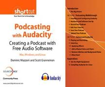 Cover-Bild zu Mazzoni, Dominic: Podcasting with Audacity (eBook)