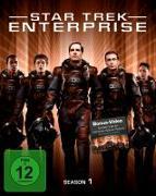 Cover-Bild zu Bakula, Scott (Schausp.): STAR TREK: Enterprise - Season 1