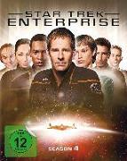 Cover-Bild zu Bakula, Scott (Schausp.): STAR TREK: Enterprise - Season 4