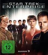 Cover-Bild zu Bakula, Scott (Schausp.): STAR TREK: Enterprise - Season 3
