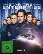 Cover-Bild zu Bakula, Scott (Schausp.): STAR TREK: Enterprise - Season 2
