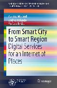 Cover-Bild zu Rolando, Andrea: From Smart City to Smart Region (eBook)