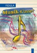 Cover-Bild zu Junker, Martin J.: Musik-Klasse! Band 2
