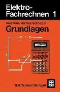 Cover-Bild zu Elektro-Fachrechnen 1 (eBook) von Großmann, Klaus