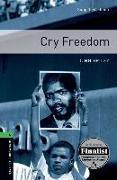 Cover-Bild zu Briley, John: Oxford Bookworms Library: Level 6:: Cry Freedom