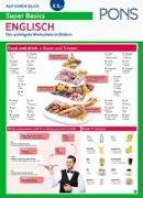 Cover-Bild zu PONS Super Basics auf einen Blick Englisch
