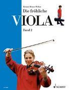 Cover-Bild zu Die fröhliche Viola von Bruce-Weber, Renate