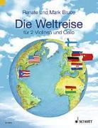Cover-Bild zu Die Weltreise von Bruce-Weber, Renate
