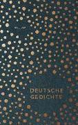 Cover-Bild zu Bode, Dietrich (Hrsg.): Deutsche Gedichte