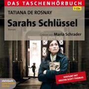 Cover-Bild zu Rosnay, Tatiana de: Sarahs Schlüssel