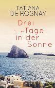 Cover-Bild zu Rosnay, Tatiana de: Drei Tage in der Sonne (eBook)