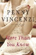 Cover-Bild zu Vincenzi, Penny: More Than You Know (eBook)
