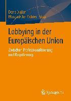 Cover-Bild zu Dialer, Doris (Hrsg.): Lobbying in der Europäischen Union