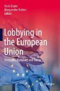 Cover-Bild zu Dialer, Doris (Hrsg.): Lobbying in the European Union