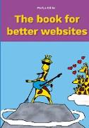 Cover-Bild zu Bühler, Markus: The book for better websites (eBook)