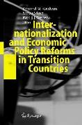 Cover-Bild zu Graham, Edward M. (Hrsg.): Internationalization and Economic Policy Reforms in Transition Countries