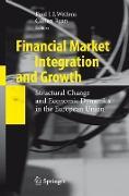 Cover-Bild zu Welfens, Paul J. J. (Hrsg.): Financial Market Integration and Growth