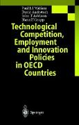 Cover-Bild zu Welfens, Paul J. J.: Technological Competition, Employment and Innovation Policies in OECD Countries