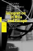 Cover-Bild zu Welfens, Paul J. J. (Hrsg.): Integration in Asia and Europe