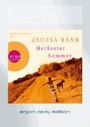 Cover-Bild zu Bánk, Zsuzsa: Heißester Sommer (DAISY Edition)
