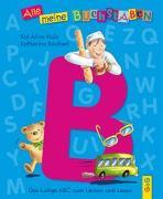 Cover-Bild zu Alle meine Buchstaben - B von Hula, Kai Aline