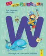 Cover-Bild zu Alle meine Buchstaben - W von Hämmerle, Susa