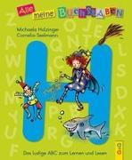 Cover-Bild zu Alle meine Buchstaben - H von Holzinger, Michaela