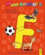Cover-Bild zu Alle meine Buchstaben - F von Hula, Kai Aline