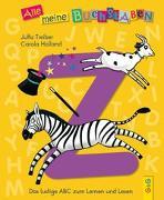 Cover-Bild zu Alle meine Buchstaben - Z von Treiber, Jutta