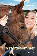 Cover-Bild zu Ein Pferdesommer (eBook) von Treiber, Jutta