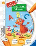 Cover-Bild zu Odersky, Eva: tiptoi® Deutsch 1. Klasse
