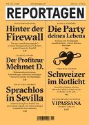 Cover-Bild zu Kirchgessner, Kilian: Reportagen #41