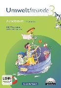 Cover-Bild zu Umweltfreunde, Thüringen - Ausgabe 2010, 3. Schuljahr, Arbeitsheft, Mit Wegweiser Arbeitstechniken und CD-ROM von Arnold, Jana