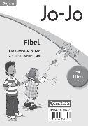 Cover-Bild zu Jo-Jo Fibel, Grundschule Bayern, Lese-Mal-Blätter von Arnold, Jana