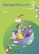 Cover-Bild zu Umweltfreunde, Thüringen - Ausgabe 2010, 3. Schuljahr, Schülerbuch von Arnold, Jana