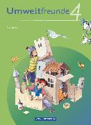 Cover-Bild zu Umweltfreunde, Sachsen - Ausgabe 2009, 4. Schuljahr, Schülerbuch von Arnold, Jana