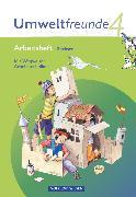 Cover-Bild zu Umweltfreunde, Sachsen - Ausgabe 2009, 4. Schuljahr, Arbeitsheft, Mit Wegweiser Arbeitstechniken von Arnold, Jana