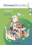 Cover-Bild zu Umweltfreunde, Thüringen - Ausgabe 2010, 4. Schuljahr, Arbeitsheft, Mit Wegweiser Arbeitstechniken von Arnold, Jana